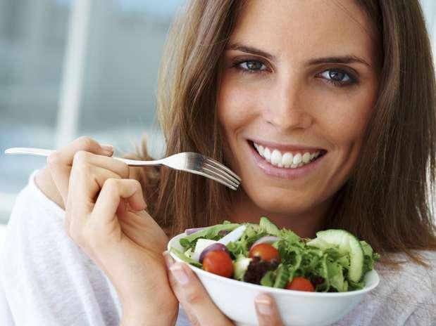 Vegetarianos têm o coração mais forte e saudável, e também têm menos riscos de desenvolver diabetes Foto:  / Getty Images