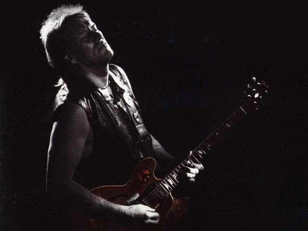 Guitarrista tocou com a banda britânica no lendário festival de Woodstock, em 1969 Foto: Reprodução
