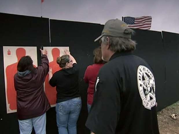 Professores e pais temem que um massacre semelhante ao ocorrido na escola de Sandy Hook volte a acontecer Foto: BBCBrasil.com