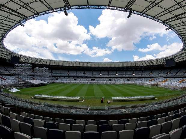 Estádio será utilizado em show, e equipes buscam alternativa Foto: Getty Images