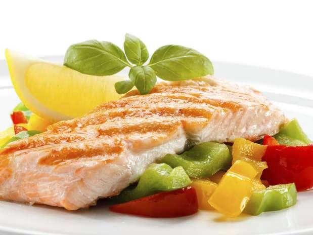O ômega-3 presente nos peixes pode melhorar a longevidade Foto: Getty Images
