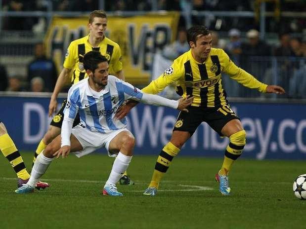 Já negociado com o Bayern, meia-atacante sentiu lesão muscular e não atuará Foto: Jon Nazca / Reuters