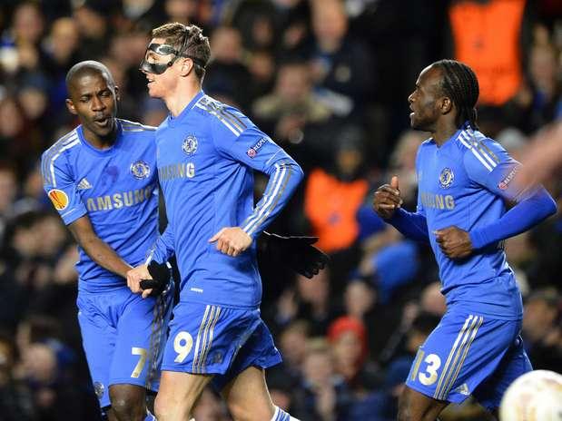 Jogando de máscara, espanhol marcou duas vezes e deu passe para mais um gol Foto: Reuters