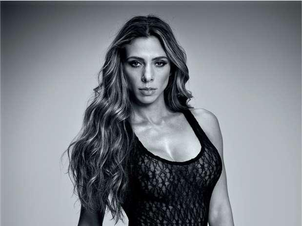 A modelo estaria na mira da 'Playboy' para estampar uma futura capa Foto: Playboy / Divulgação