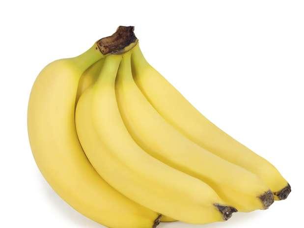 A banana é uma das fontes de potássio mais comuns Foto: Getty Images