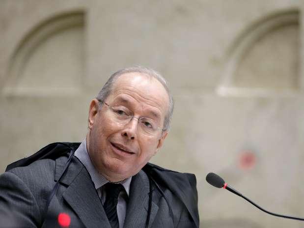 Ministro liberou nesta segunda-feira seu voto sobre o julgamento do mensalão Foto: Fellipe Sampaio/SCO/STF / Divulgação