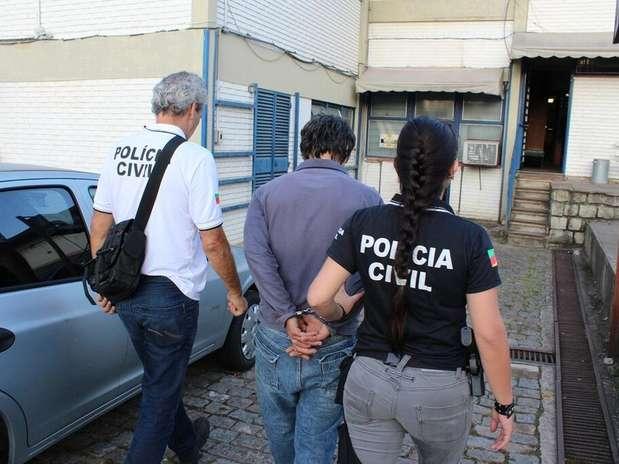 Operação da Polícia Civil prende quadrilha de roubo e furto de veículos no Rio Grande do Sul Foto: Polícia Civil / Divulgação