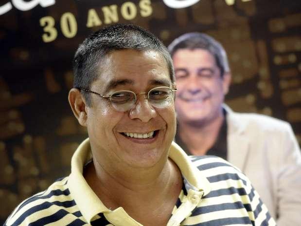 O cantor passa bem Foto: Daniel Ramalho / Terra