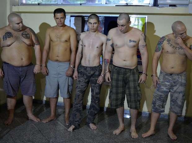 Grupo foi preso após agressão a homem de origem nordestina Foto: Ivaldo Anastácio / Futura Press
