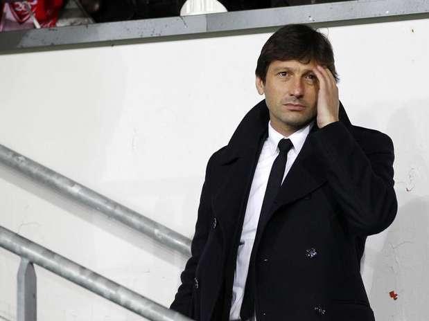 Dirigente comunicou pedido de demissão ao dono do PSG nesta quarta-feira Foto: Reuters