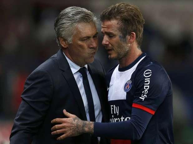 Ex-Paris Saint-Germain, técnico italiano chega para comandar clube na próxima temporada Foto: Reuters