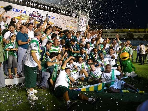 Goiás reagiu para ficar com o título estadual Foto: João Paulo di Medeiros / MEI João Paulo Bezerra Di Medeiros - Especial para o Terra