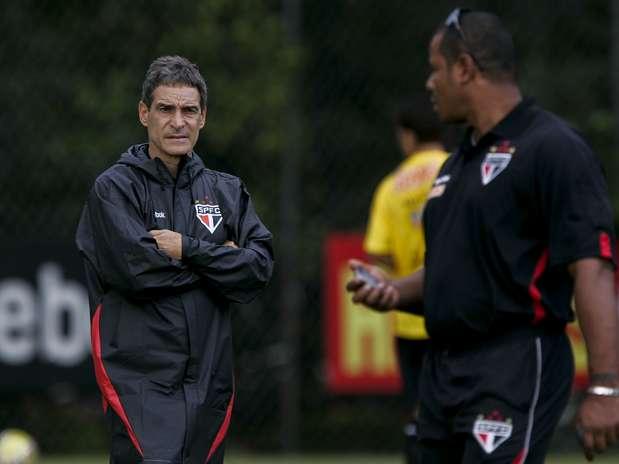 Treinador chega com a missão de recuperar a equipe no Brasileiro Foto: Getty Images