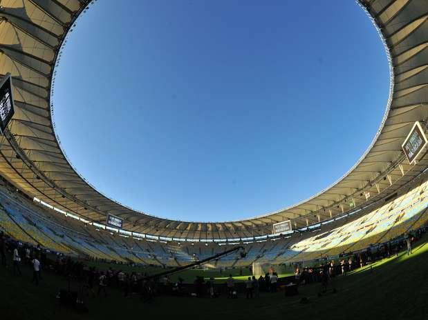 Flamengo vai poder mandar partidas no Maracanã Foto: Daniel Ramalho / Terra