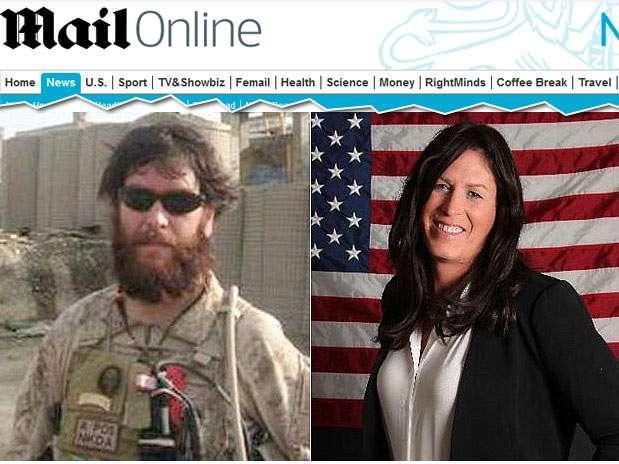 Combinação de fotos mostra Beck antes e depois da troca de sexo Foto: Reprodução