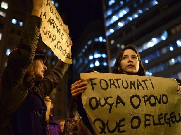 Liminar que suspendeu aumento após pressão popular em Porto Alegre foi considerado exemplo por movimentos semelhantes em outras capitais do País Foto: Carlos H. Ferrari / Futura Press