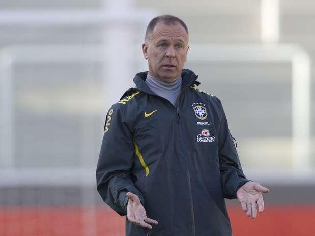 Mano Meneses deixou a Seleção Brasileira em novembro de 2012 Foto: Getty Images