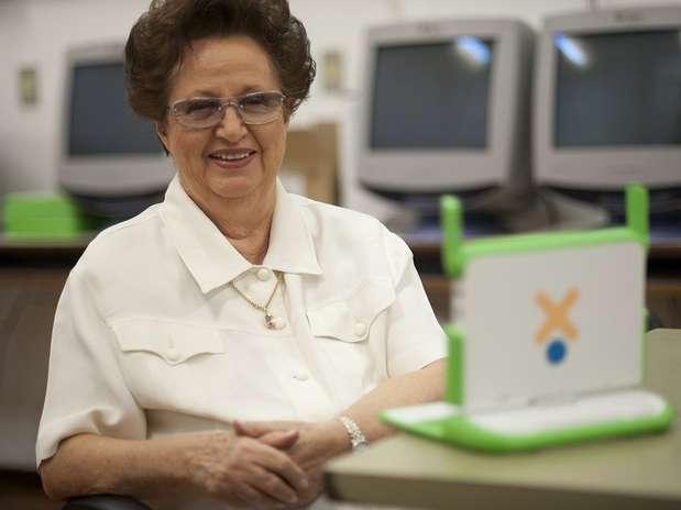 Léa Fagundes é pedagoga e psicóloga voltada à área de informática educacional Foto: Flávio Dutra, UFRGS / Divulgação