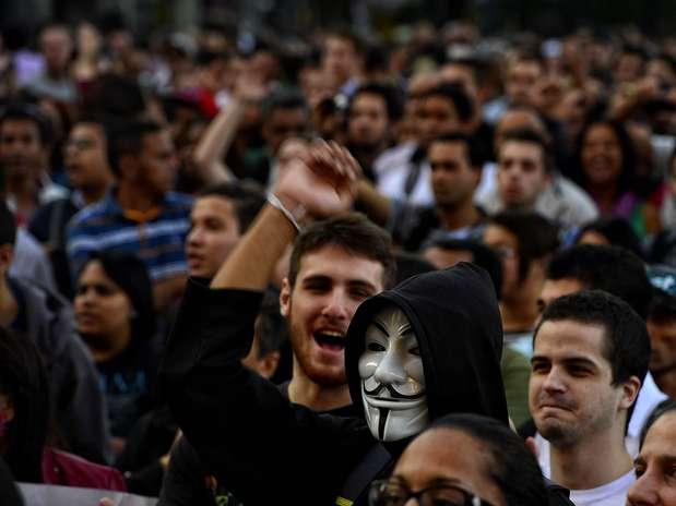 O preço da passagem motivou protestos em capitais, como São Paulo Foto: Fernando Borges / Terra
