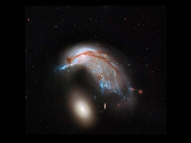 Galáxias fazem parte da consteção de Hydra Foto: NASA/ESA/Hubble Heritage Team / Divulgação