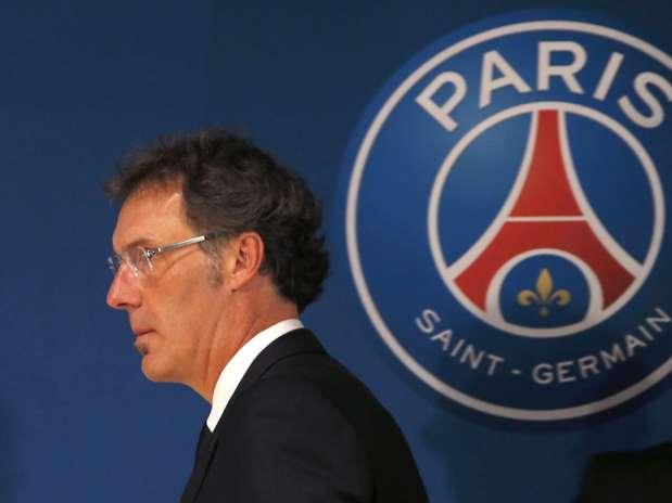 Blanc mostrou alguma insegurança em sua apresentação no PSG Foto: Reuters