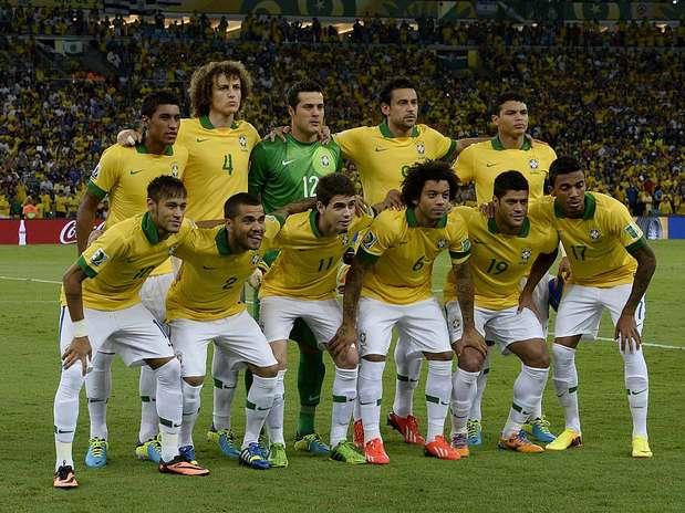 Seleção teve Felipão como técnico ideal; Espanha teve apenas três nomes na lista Foto: Ricardo Matsukawa / Terra