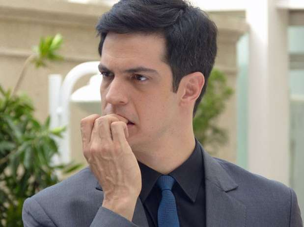 Félix (Mateus Solano) será descoberto em 'Amor à Vida' Foto: TV Globo / Divulgação