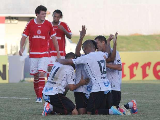Sport manteve ascensão na Série B ao fazer 4 a 2 no América-RN Foto: Nuno Guimarães / Gazeta Press