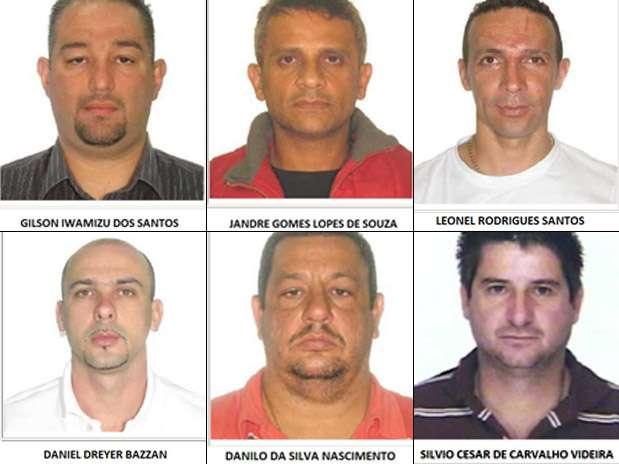 A Polícia Civil procura seis agentes acusados de envolvimento com o tráfico Foto: Divulgação