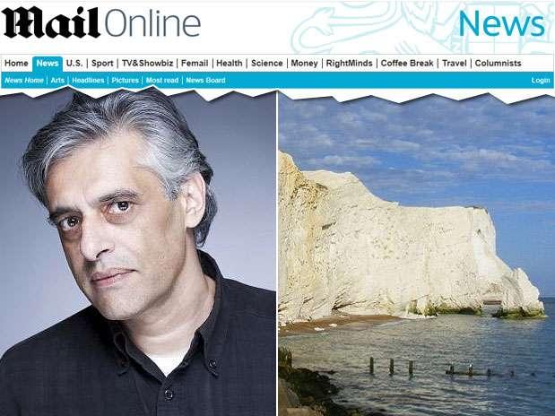 Paul Bhattacharjee foi encontrado morto Foto: Daily Mail / Reprodução