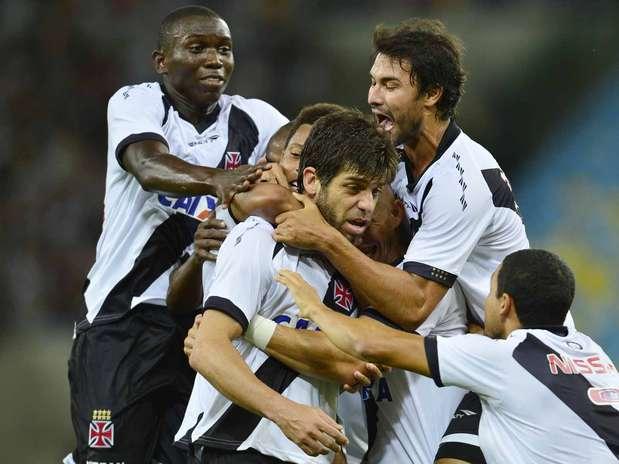 Juninho foi o destaque do jogo
