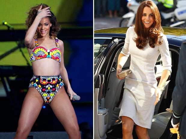 Os resultados mostram que 45% dos britânicos prefere os looks maiselegantes e discretos, enquanto apenas 31% aprova os looks reveladores Foto: Getty Images