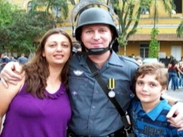 Casal de PMs, filho e mais dois familiares foram encontrados mortos em casa Foto: Reprodução / Futura Press