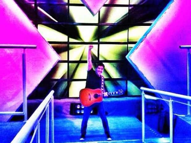 Junno participou do programa de Xuxa Meneghel e cantou algumas de suas músicas Foto: Instagram / Reprodução