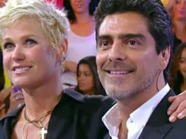 Junno Andrade e Xuxa estão namorando Foto: Instagram / Reprodução
