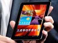 Tablet da Samsung, Galaxy Tab Foto: Getty Images