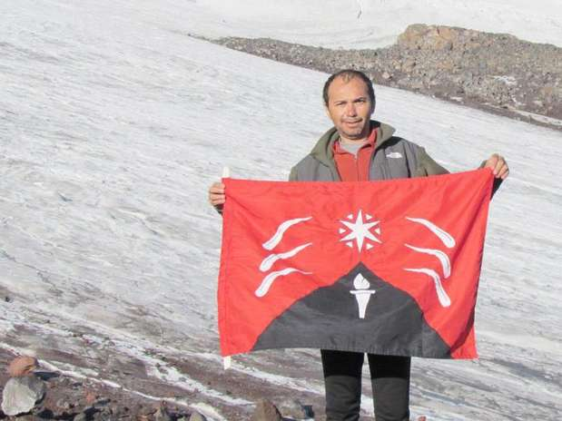 Segundo o Ministério das Relações Exteriores, Josenildo estava com um grupo e sumiu quando fazia uma caminhada na montanha mais alta da América Foto: Facebook / Reprodução