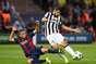 Morata foi o autor do primeiro gol da Juventus
