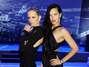 Karolina Kurkova e Adriana Lima modelos.jpg. Foto: Divulgação