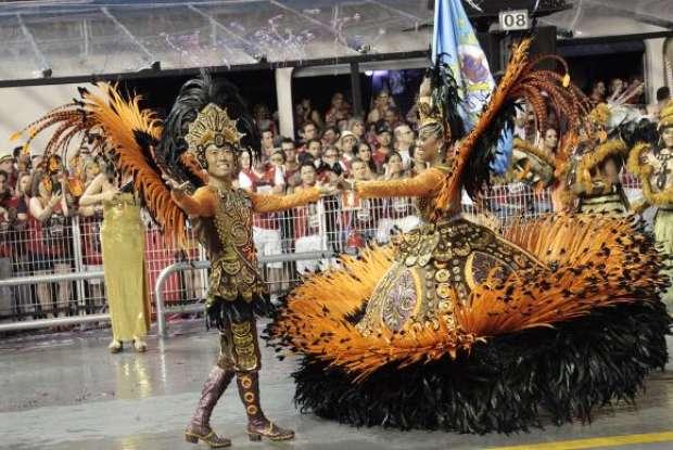 Imperio de Casa Verde é a campeã do Carnaval de Sao Paulo Foto: Rafael Neddermeyer/LigaSP