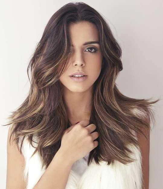 3a3f26fac0e8f Josie Pessoa chama atenção em Império com o tom ruivo vibrante no cabelo  longo Foto