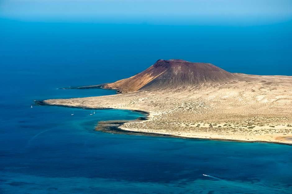 Quando chegar em Las Palmas, desça do navio e aproveite o que é considerado o melhor clima do mundo Foto: nito/Shutterstock