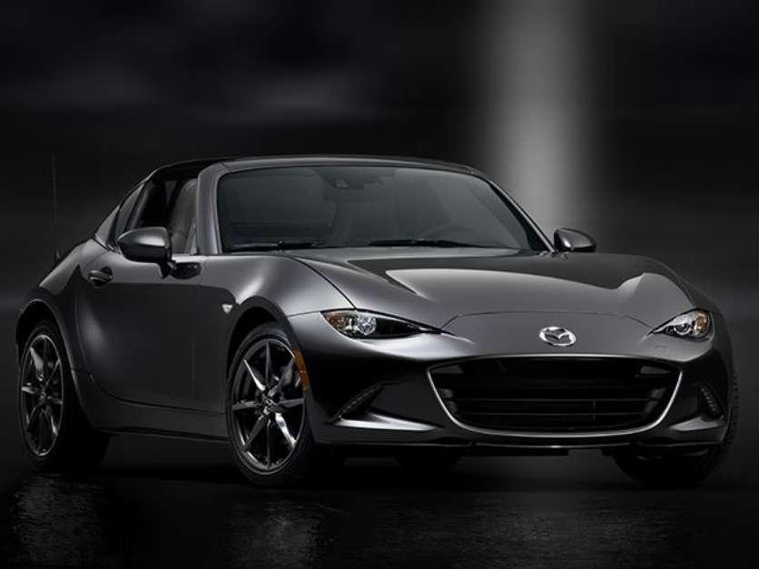 El nuevo Mazda MX-5 RF. Foto: Mazda