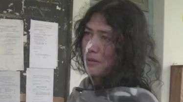 Mulher que tentava fazer greve de fome há 14 anos é libertada