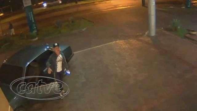 Câmeras de segurança mostram homicídio em UPA de Londrina