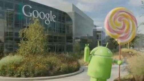 Google lança Android 5.0 Lollipop e novo smartphone