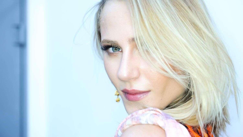 A beleza de Alicia Kuczman em destaque no SPFW
