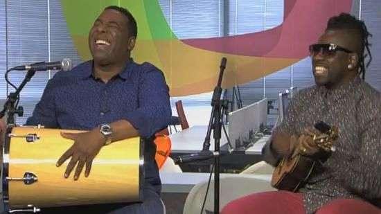 Sucesso dos anos 90, Netinho e amigos cantam 'Cohab City'