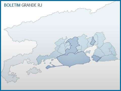 Previsão Grande Rio- Nebulosidade aumenta neste domingo