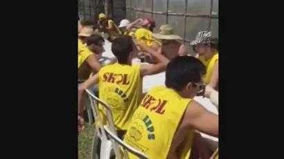 Vídeo mostra competição que terminou em morte de aluno em SP
